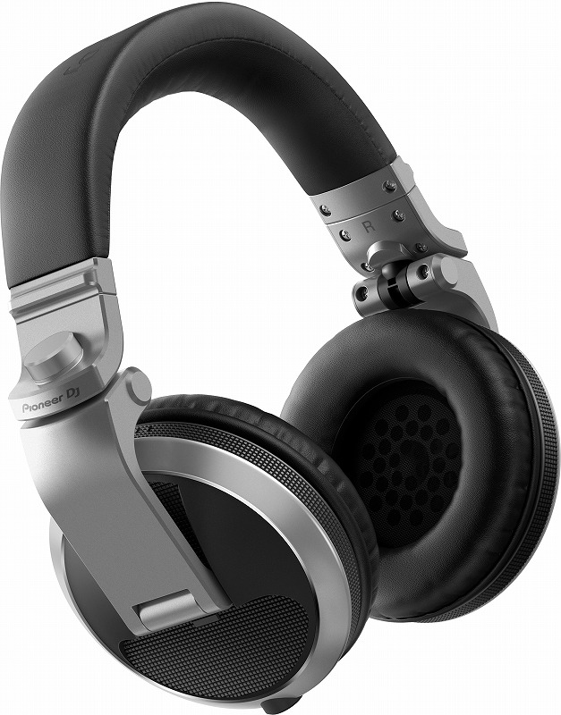 PIONEER パイオニア / HDJ-X5-S シルバー DJヘッドホン