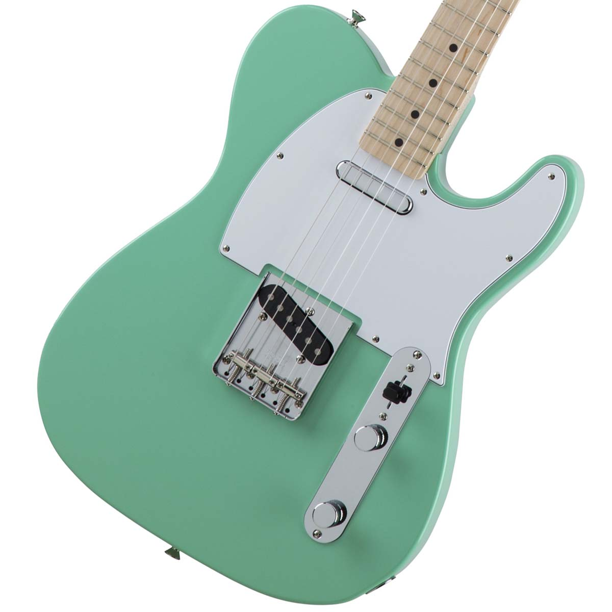 Fender / Made in Japan Traditional 70s Telecaster Ash Maple Fingerboard Surf Green《カスタムショップのお手入れ用品を進呈/+671038200》【YRK】