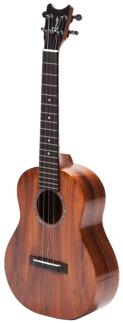 ROMERO CREATIONS / Grand Tenor Premium Koa Low-G テナーウクレレ【お取り寄せ商品】