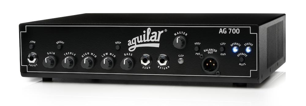 Aguilar / AG 700 アギュラー ベースアンプ 【YRK】【お取り寄せ商品】