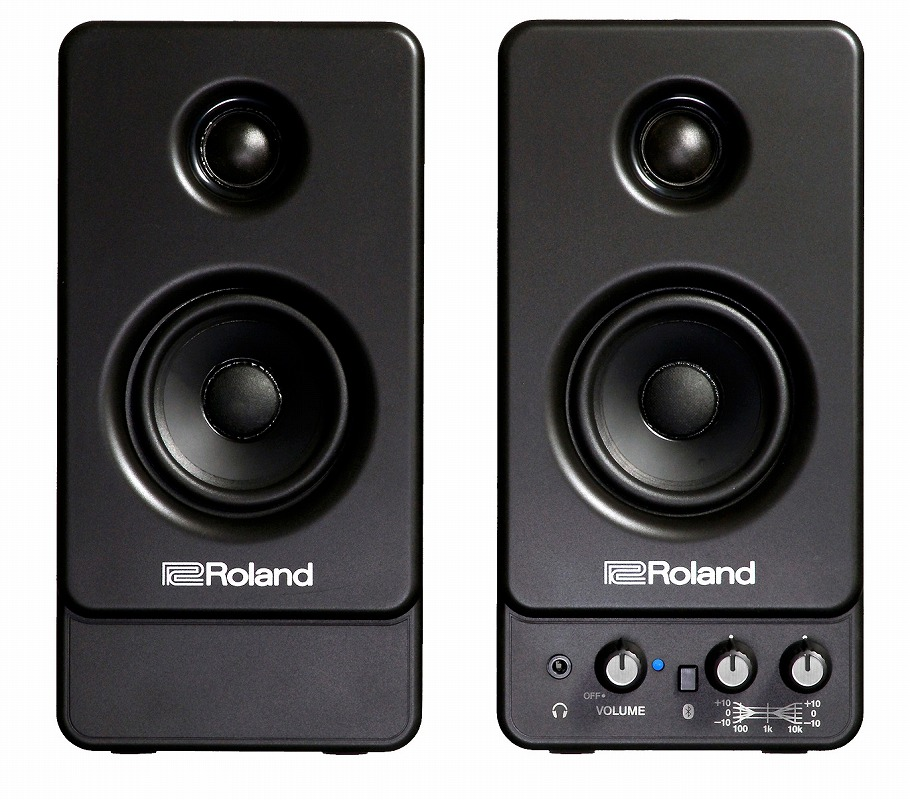 Roland ローランド / MA-22BT STEREO MICRO MONITOR Bluetooth対応モニタースピーカー【YRK】