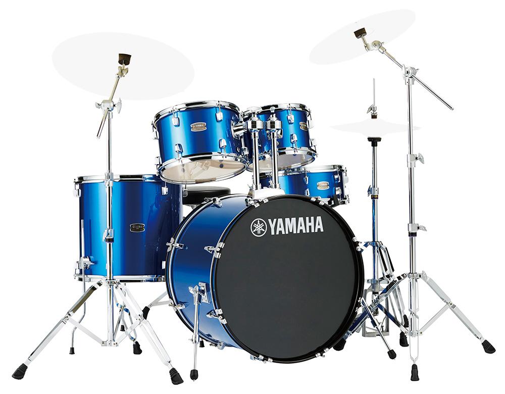 YAMAHA / RDP2F5 FBファインブルー ライディーン 22BD ドラムシェルとハードウェアセット / シンバル別売【YRK】