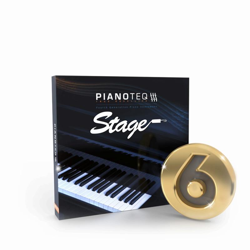 Modartt モダート / Pianoteq 6 Stage ピアノ音源【お取り寄せ商品】