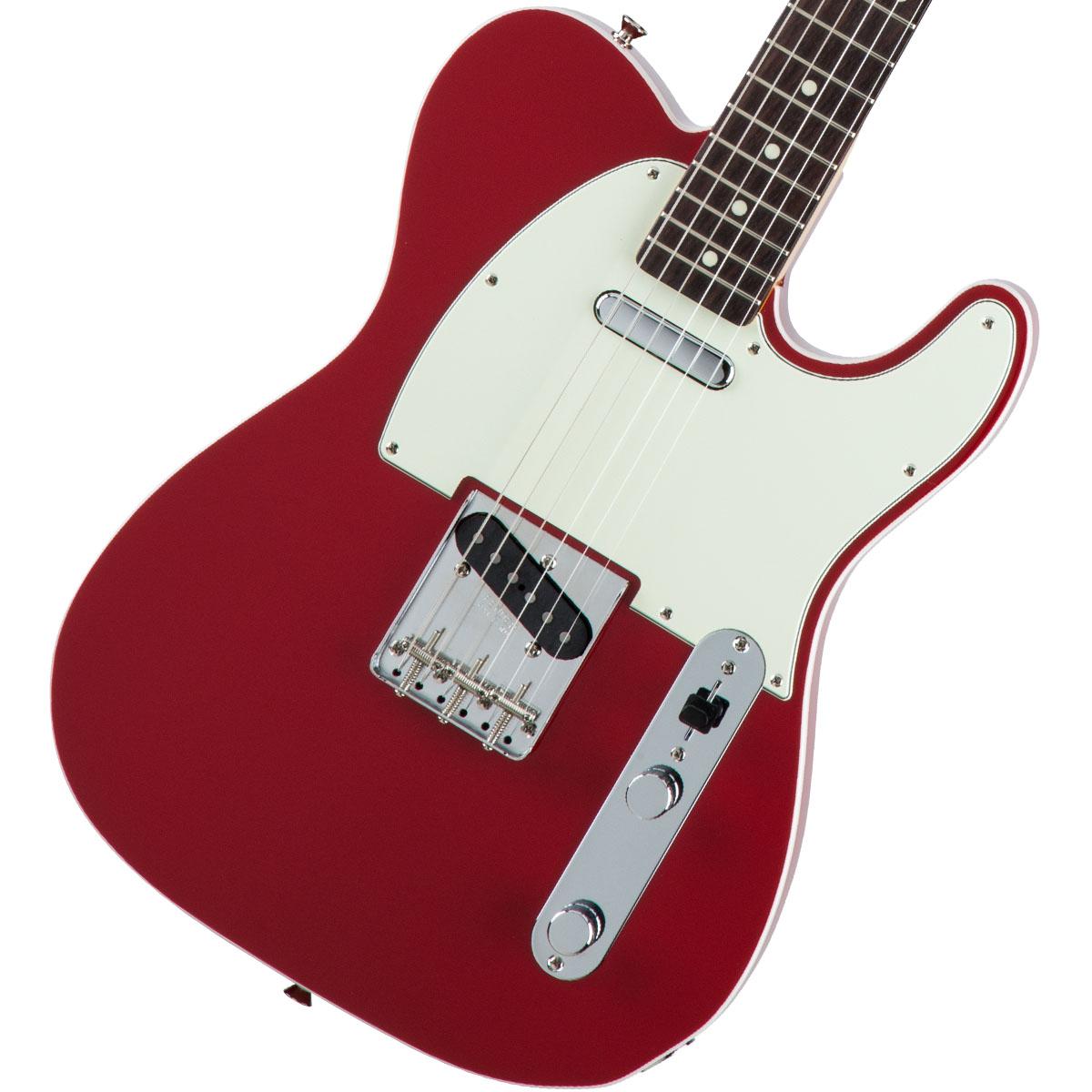 Fender / Made in Japan Traditional 60s Telecaster Custom Rosewood Fingerboard Torino Red 《カスタムショップのお手入れ用品を進呈/+671038200》
