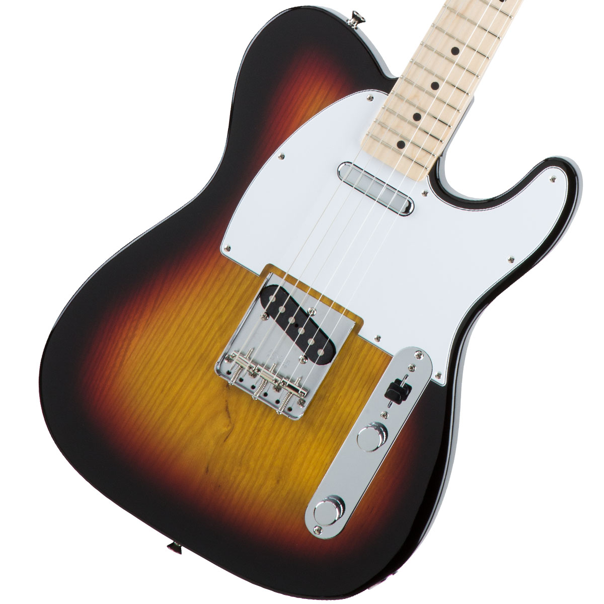 Fender / Made in Japan Traditional 70s Telecaster Maple Fingerboard 3-Color Sunburst 【お取り寄せ商品】《カスタムショップのお手入れ用品を進呈/+671038200》