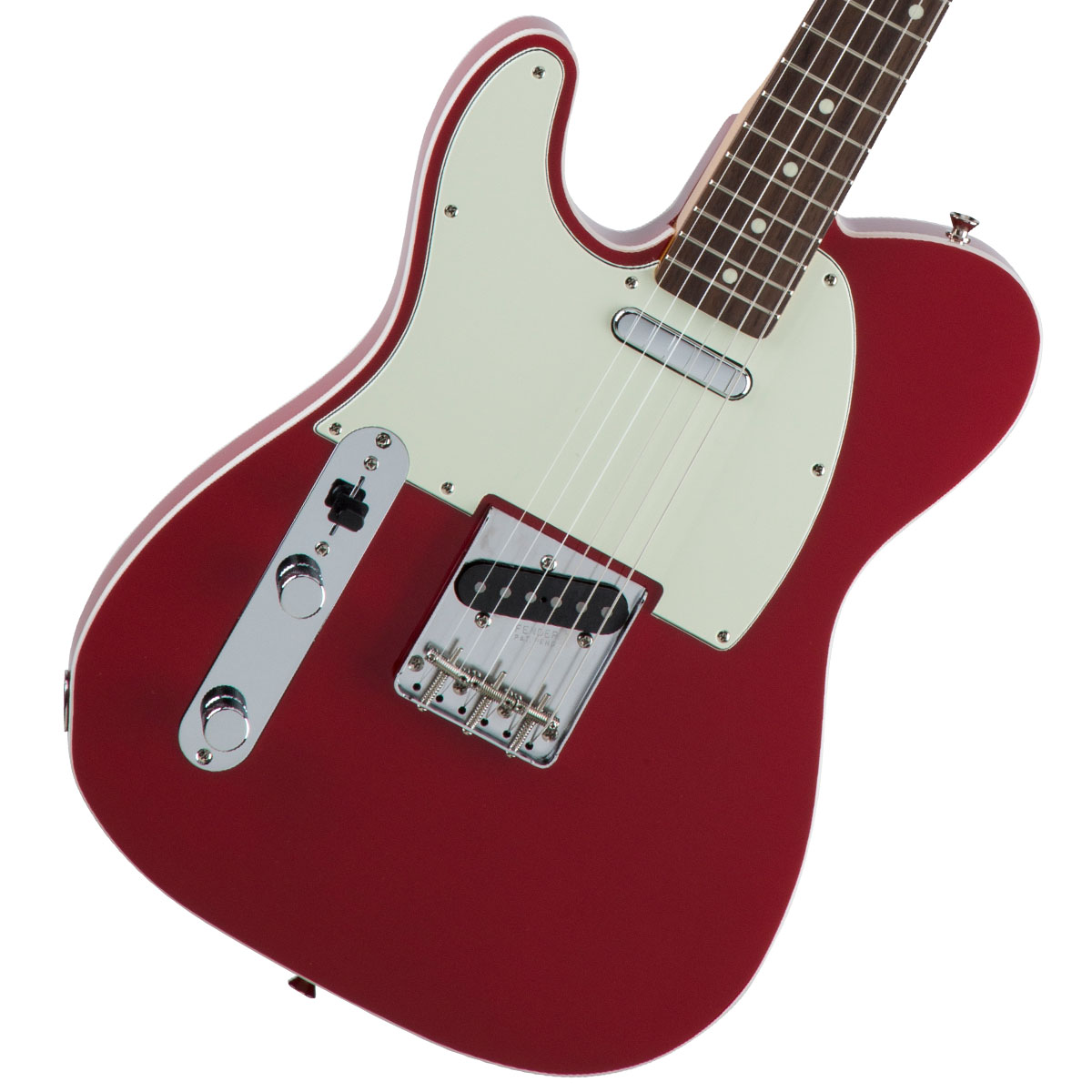 Fender / Made in Japan Traditional 60s Telecaster Custom Left-Hand Torino Red 【お取り寄せ商品】《カスタムショップのお手入れ用品を進呈/+671038200》