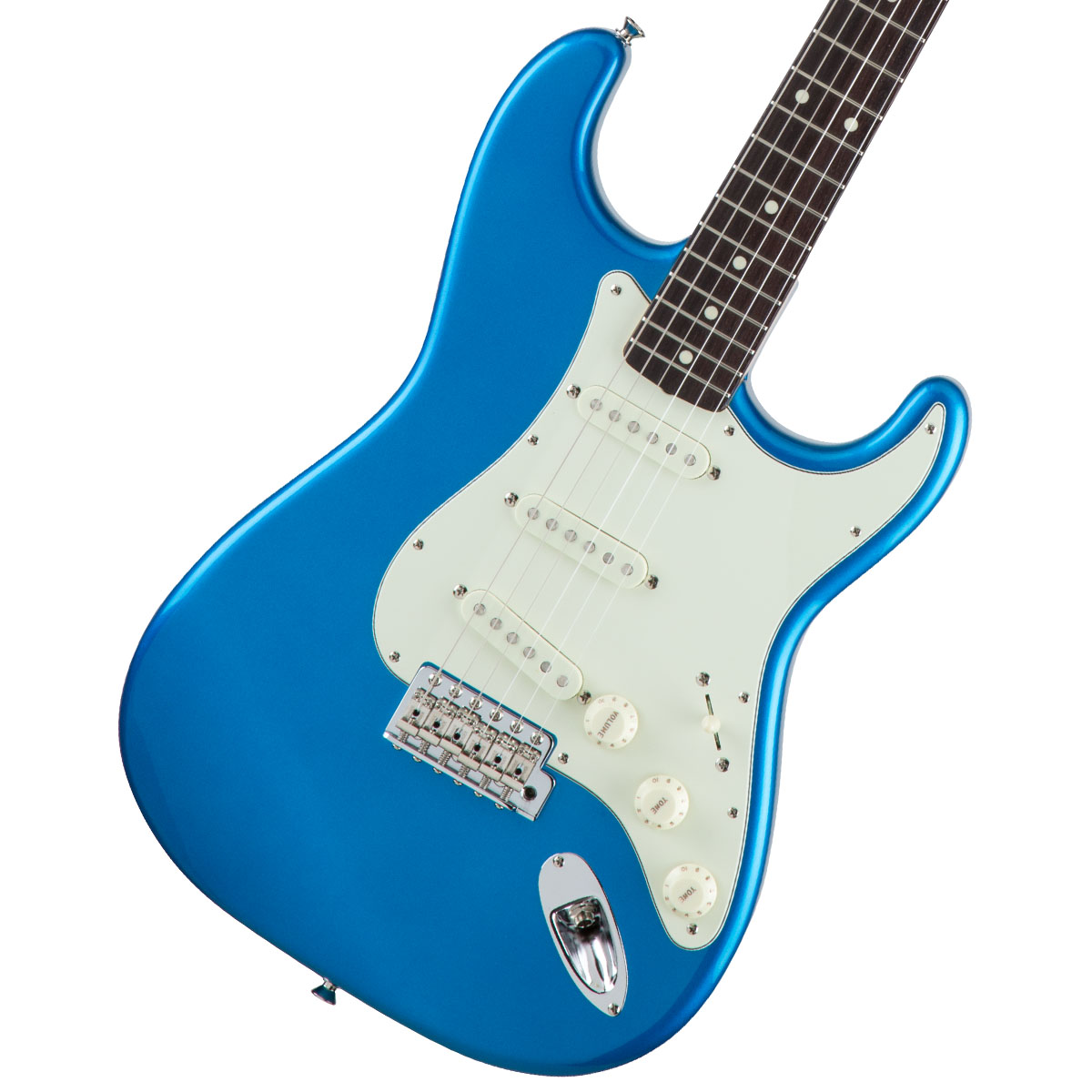 Fender / Made in Japan Traditional 60s Stratocaster Rosewood Fingerboard Candy Blue 【お取り寄せ商品】《カスタムショップのお手入れ用品を進呈/+671038200》【YRK】