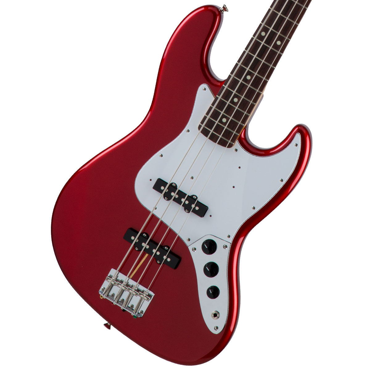 Fender / Made in Japan Traditional 60s Jazz Bass Rosewood Fingerboard Candy Apple Red《FENDERケアキットプレゼント/+671038200》《ベース弦1setプレゼント!/+811131900》