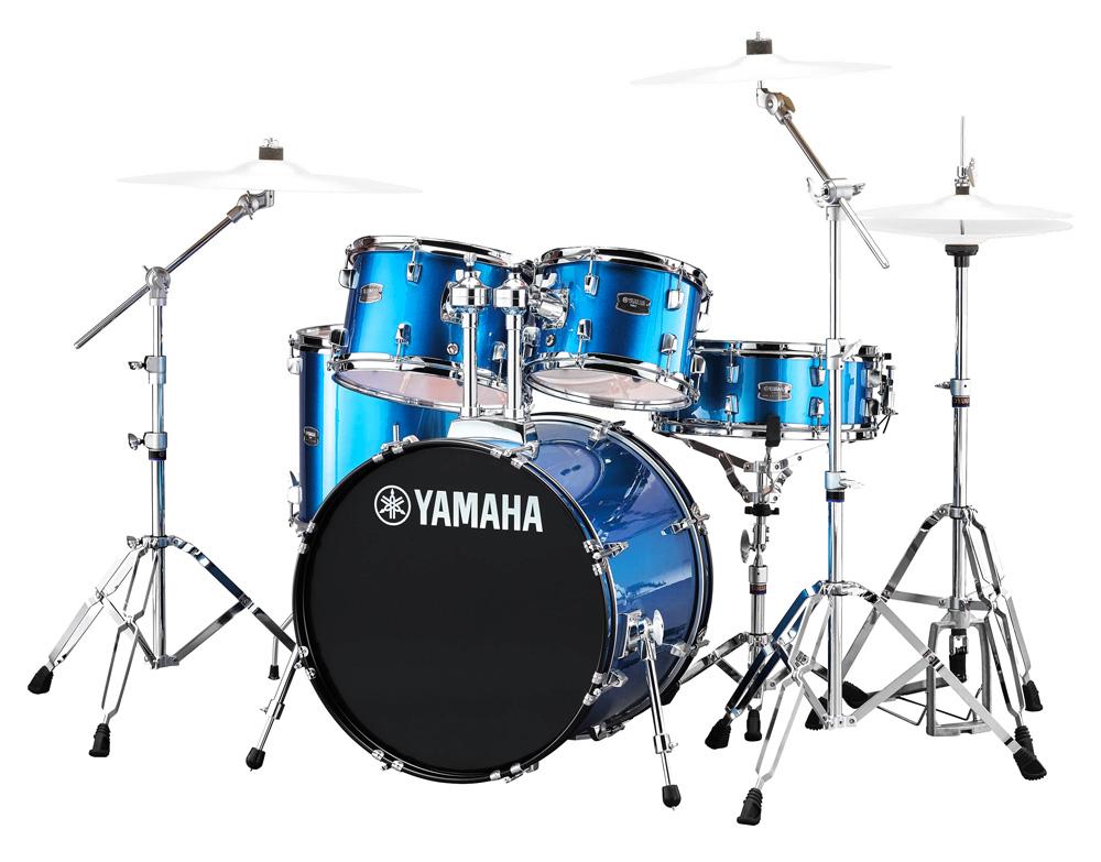 YAMAHA / RDP0F5 FBファインブルー ライディーン 20BD ドラムシェルとハードウェアセット / シンバル別売【YRK】
