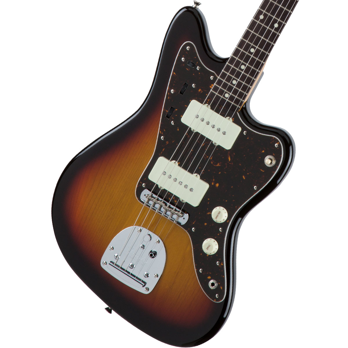 Fender / Made in Japan Traditional 60s Jazzmaster Rosewood Fingerboard 3-Color Sunburst 【YRK】《純正チューナーとピック12枚プレゼント!/+811179700》