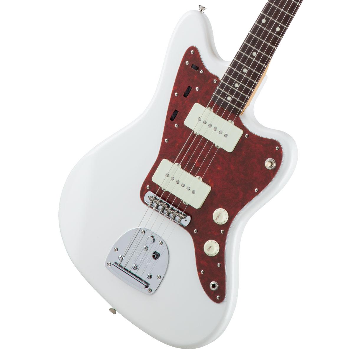 【タイムセール:7月2日12時まで】Fender / Made in Japan Traditional 60s Jazzmaster Rosewood Fingerboard Arctic White 《カスタムショップのお手入れ用品を進呈/+671038200》
