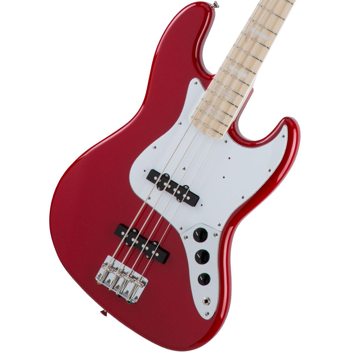 【タイムセール:7月2日12時まで】Fender / Made in Japan Traditional 70s Jazz Bass Maple Fingerboard Torino Red 【お取り寄せ商品】《FENDERケアキットプレゼント/+671038200》《ベース弦1setプレゼント!/+811131900》