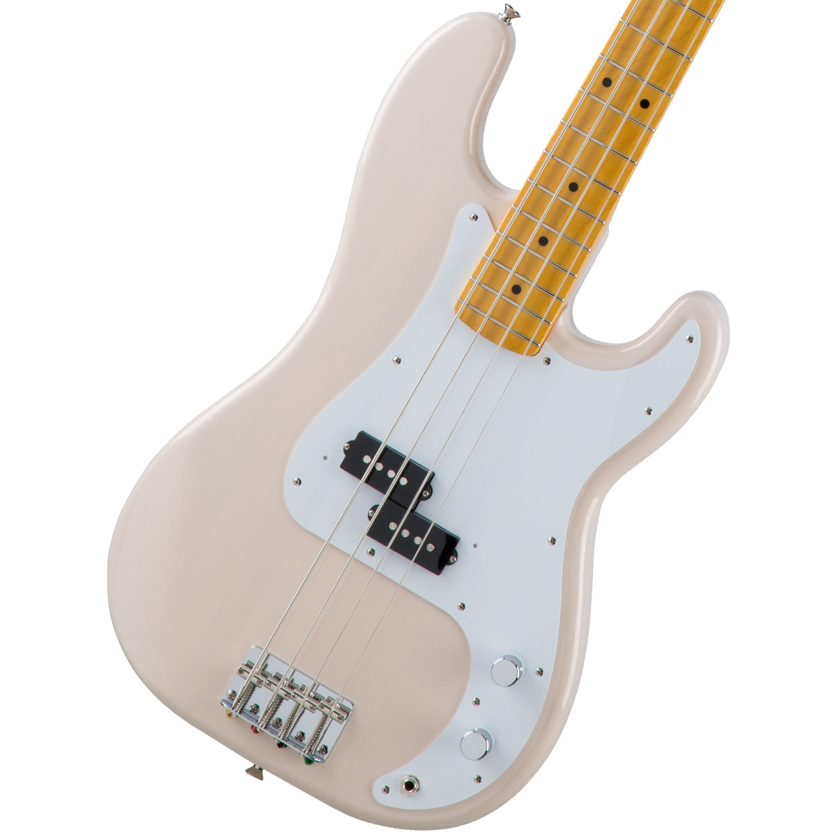Fender / Made in Japan Traditional 50s Precision Bass Maple Fingerboard US Blonde 【お取り寄せ商品】《FENDERケアキットプレゼント/+671038200》《ベース弦1setプレゼント!/+811131900》