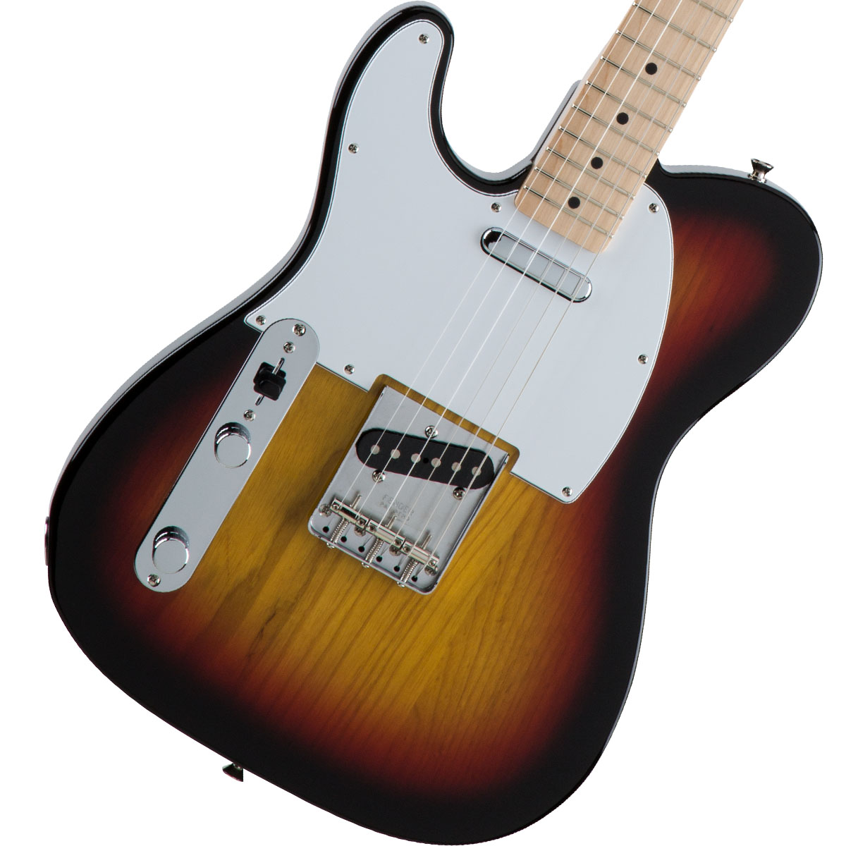 Fender / Made in Japan Traditional 70s Telecaster Ash Left-Hand 3-Color Sunburst 【お取り寄せ商品】《カスタムショップのお手入れ用品を進呈/+671038200》