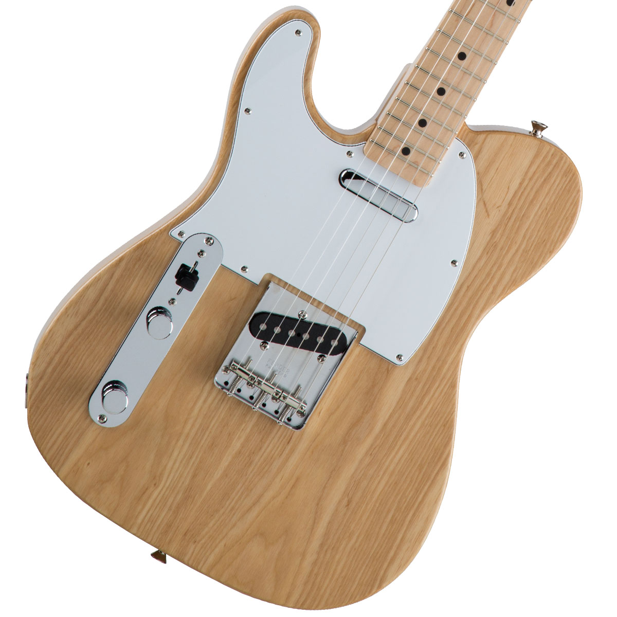 Fender / Made in Japan Traditional 70s Telecaster Ash Left-Hand Natural 【お取り寄せ商品】《カスタムショップのお手入れ用品を進呈/+671038200》