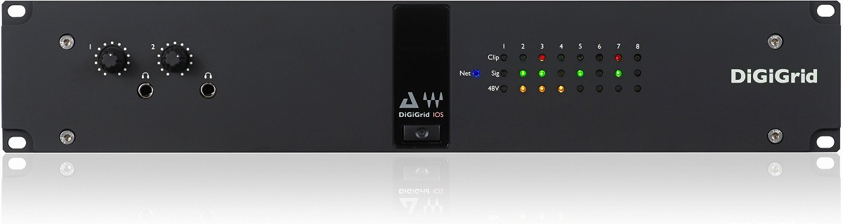 DiGiGrid デジグリッド / IOS High-Definition I/O with SoundGrid DSP Server 【お取り寄せ商品】