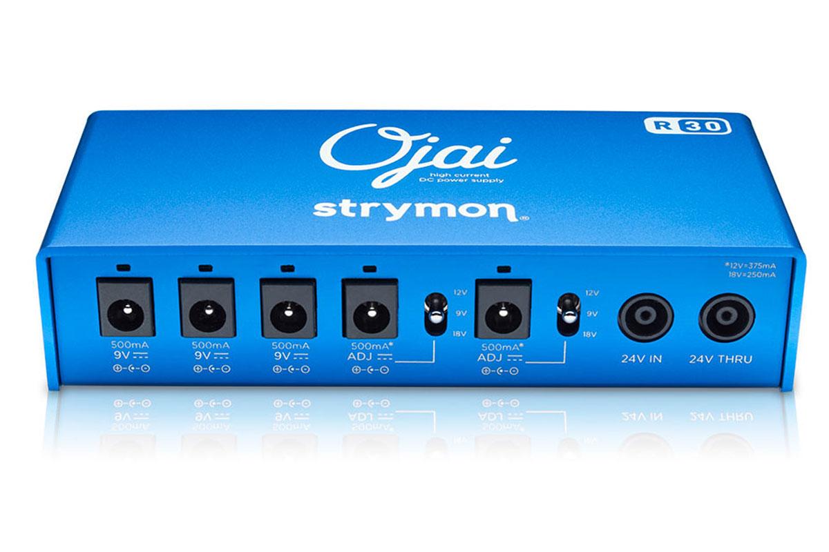 Strymon / Ojai R30 オハイ パワーサプライ ストライモン 《予約注文/7月上旬入荷予定》