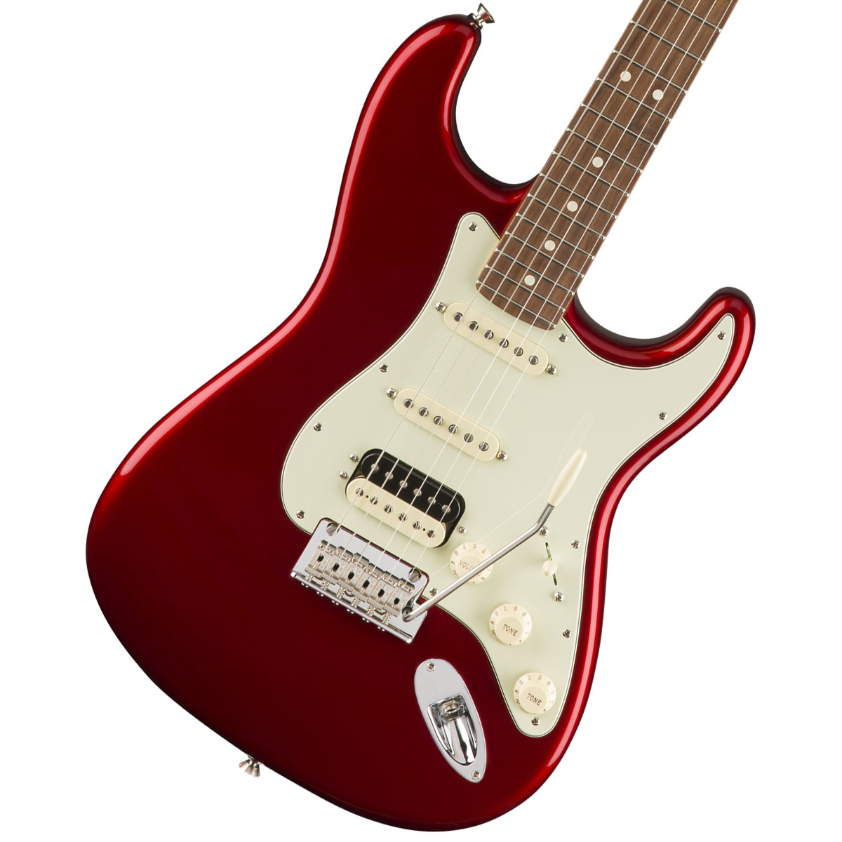 Fender USA / American Professional Stratocaster HSS ShawBucker Rosewood Fingerboard Candy Apple Red 【YRK】《純正チューナーとピック12枚プレゼント!/+811179700》