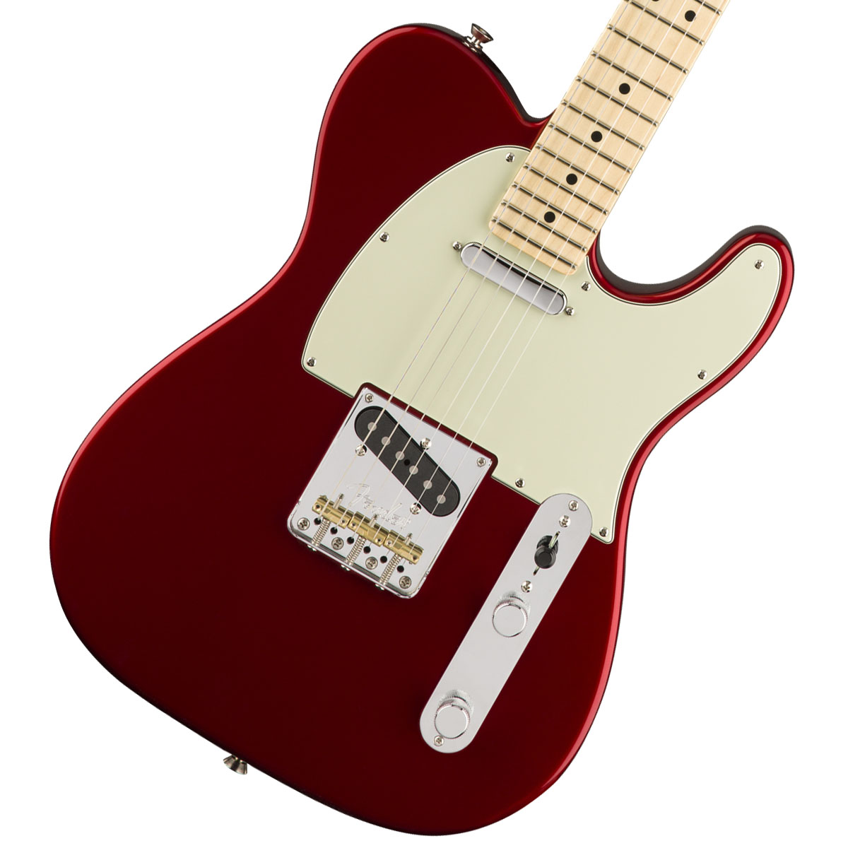 Fender USA / American Professional Telecaster Maple Fingerboard Candy Apple Red 【お取り寄せ商品】《カスタムショップのお手入れ用品を進呈/+671038200》