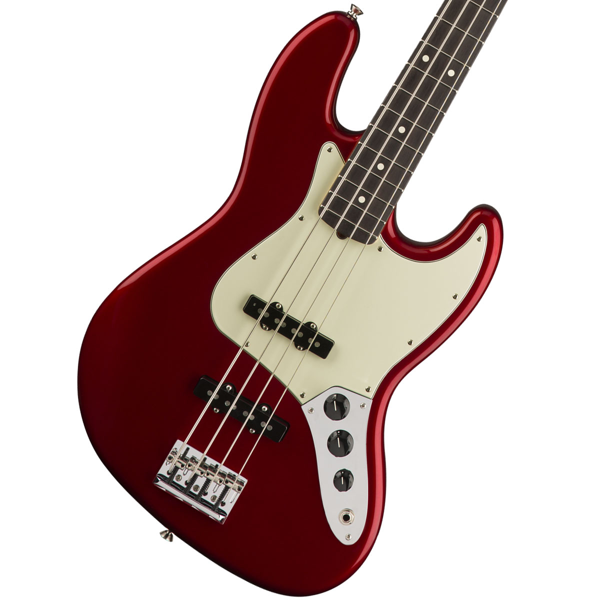 Fender USA / American Professional Jazz Bass Rosewood Fingerboard Candy Apple Red 【お取り寄せ商品】《フェンダー純正グッズを進呈/+79083》