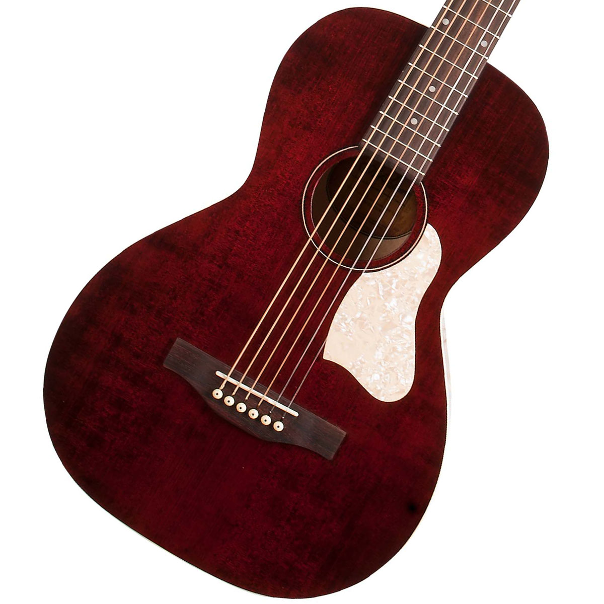 Art&Lutherie / Roadhouse Tennessee Red アートアンドルシアー 【お取り寄せ商品】