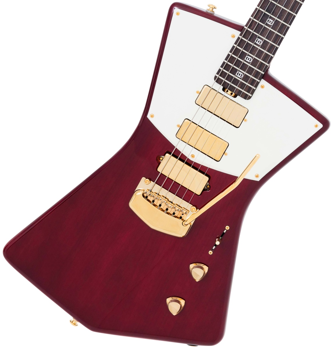 Music Man / St . Vincent Signature Model Heritage Red ミュージックマン【お取り寄せ商品】