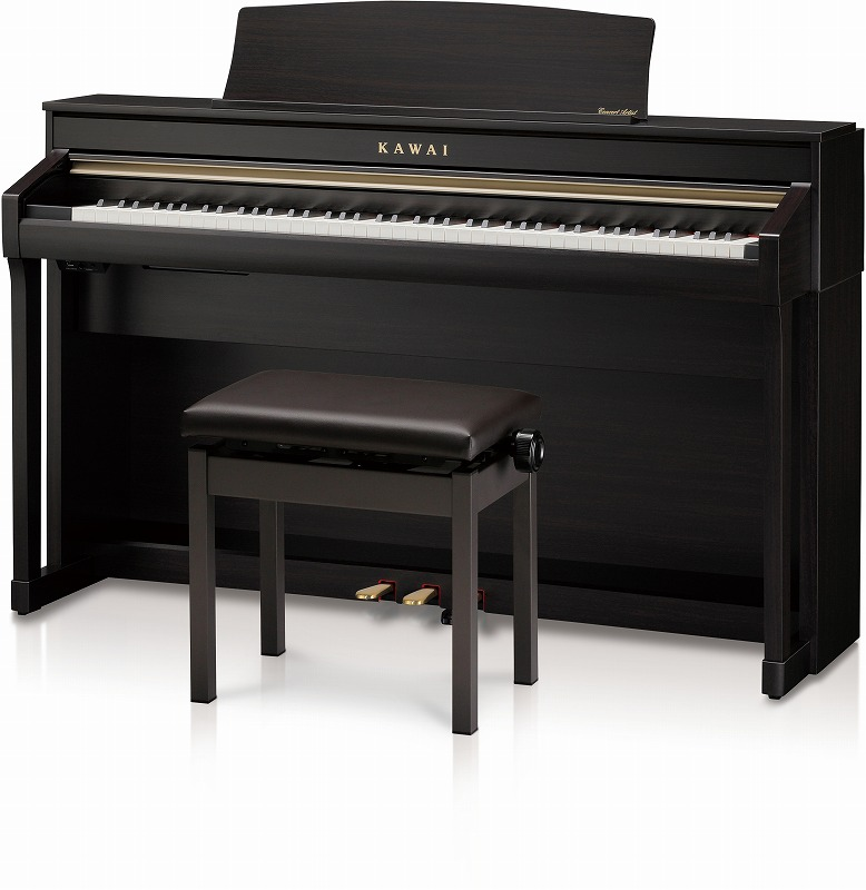 KAWAIカワイ/CA78R電子ピアノプレミアムローズウッド調(CA-78)【き】【全国組立設置無料】