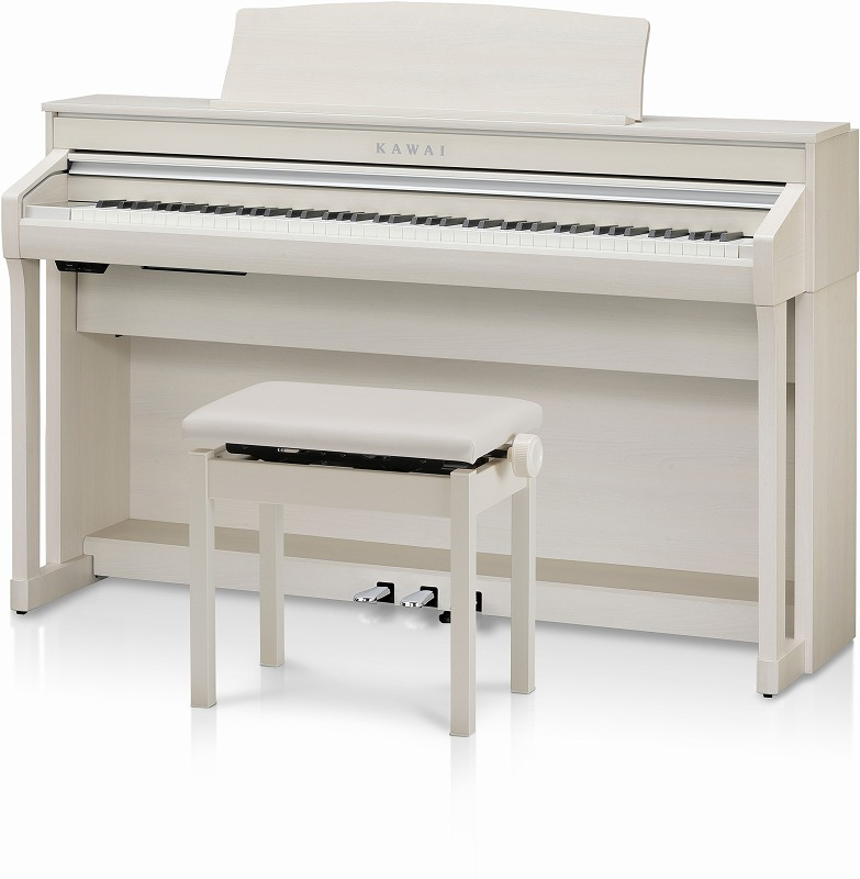 KAWAI カワイ / CA78A 電子ピアノ プレミアムホワイトメープル調 (CA-78)【代引き不可】【全国組立設置無料】【PTNB】