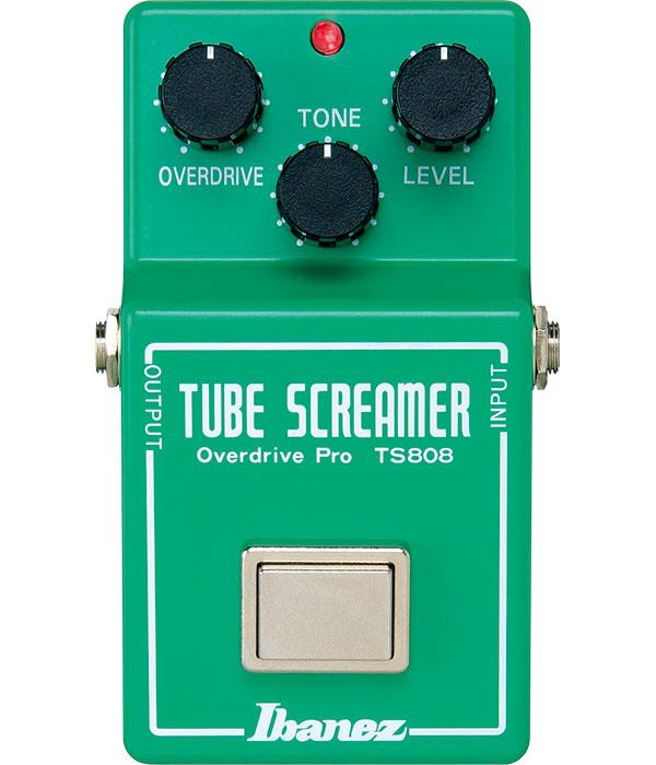 Ibanez アイバニーズ / TS808 TUBE SCREAMER