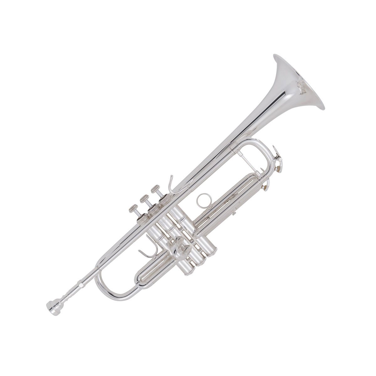 Bach / バックVincent ヴィンセント SP シルバーメッキ仕上げ トランペット B♭【5年保証】