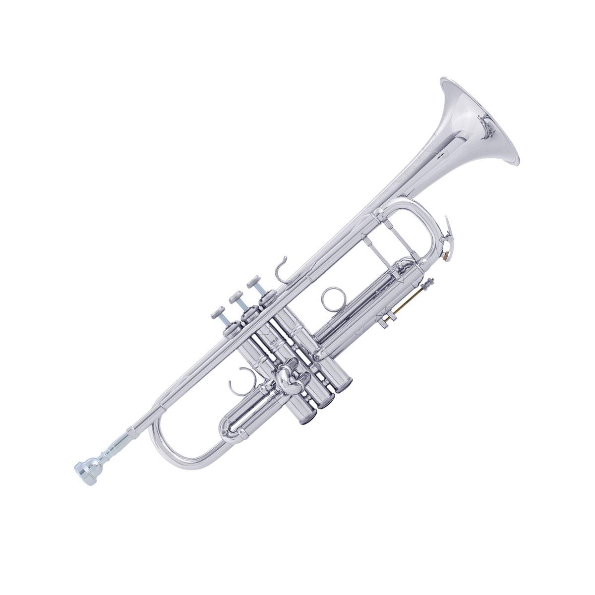 Bach / バック Artisan Collection アルティザン AB190GBS ゴールドブラスベル シルバーメッキ仕上げ B♭トランペット【お取り寄せ】【5年保証】