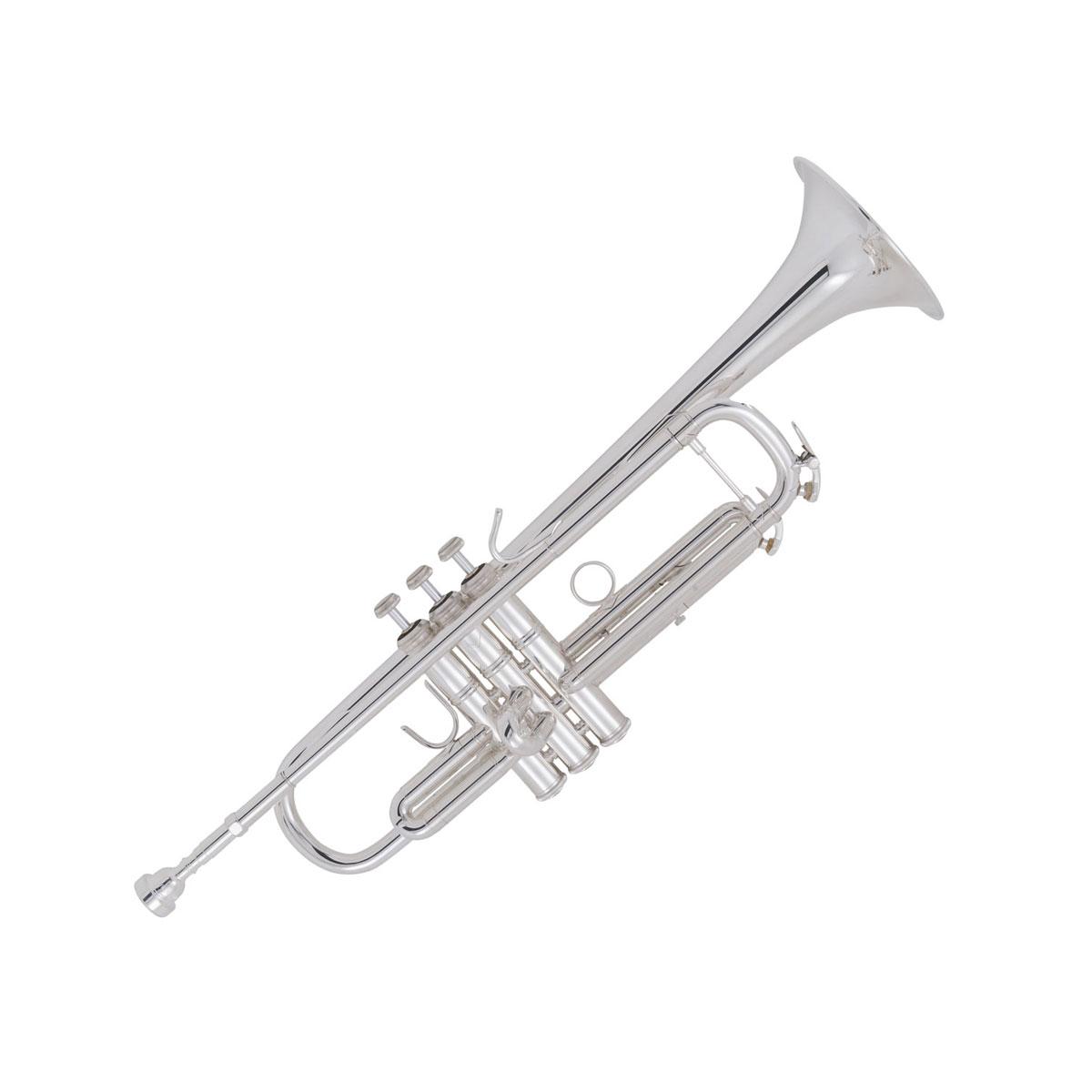 Bach / バック Vincent37 ヴィンセント SP シルバーメッキ仕上げ トランペット B♭【5年保証】
