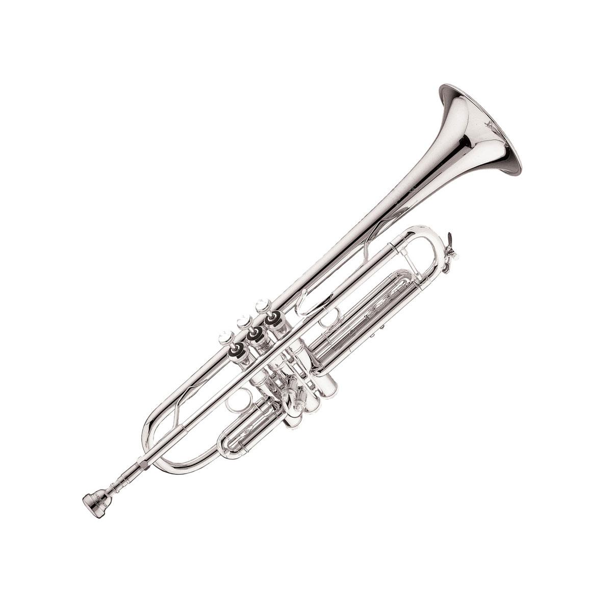 Bach / NEWYORK 7 SP バック ニューヨーク7 トランペット B♭ シルバーメッキ仕上 【お取り寄せ】【5年保証】