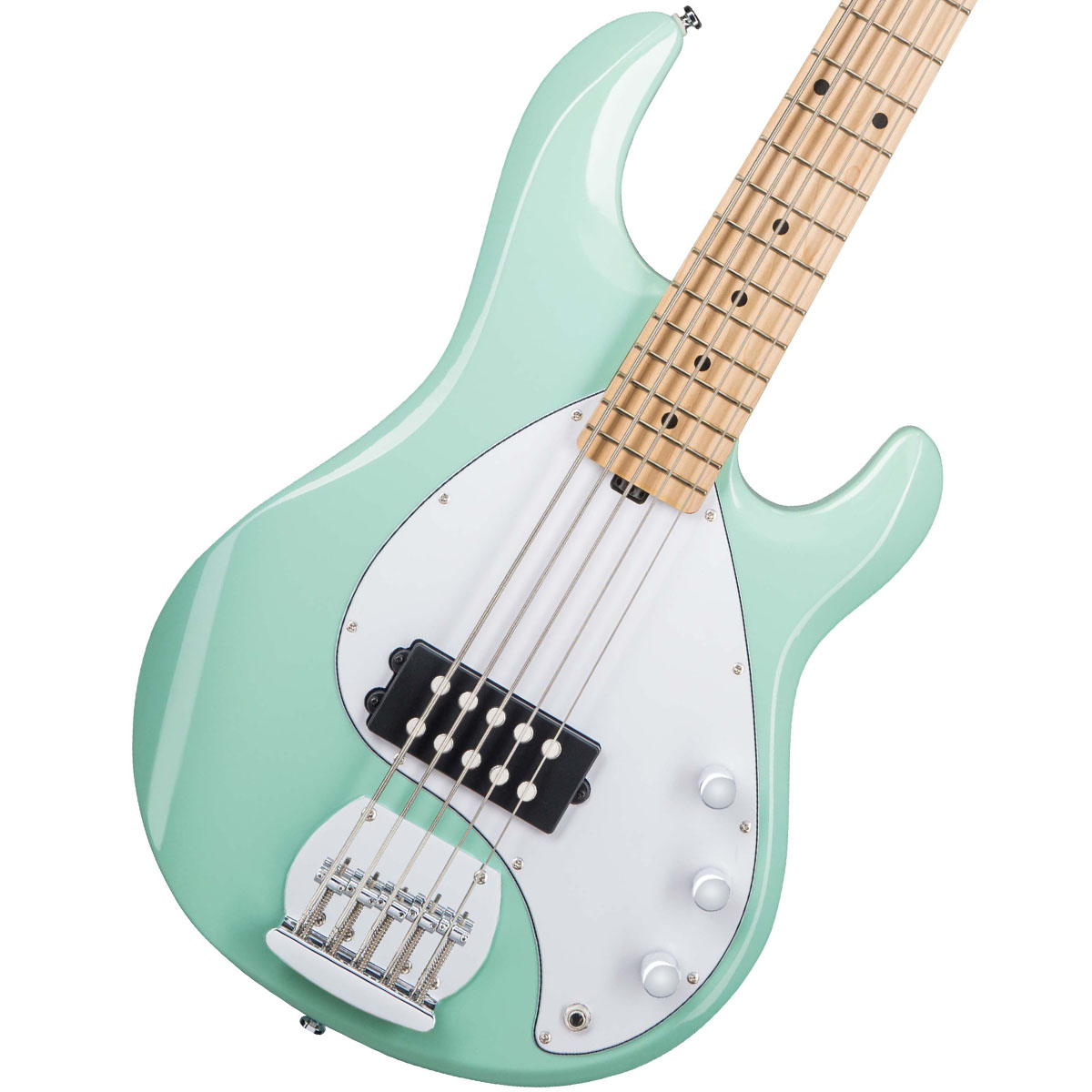 Sterling by MUSICMAN / S.U.B. Series Ray5 Mint Green (MG) 5弦ベース