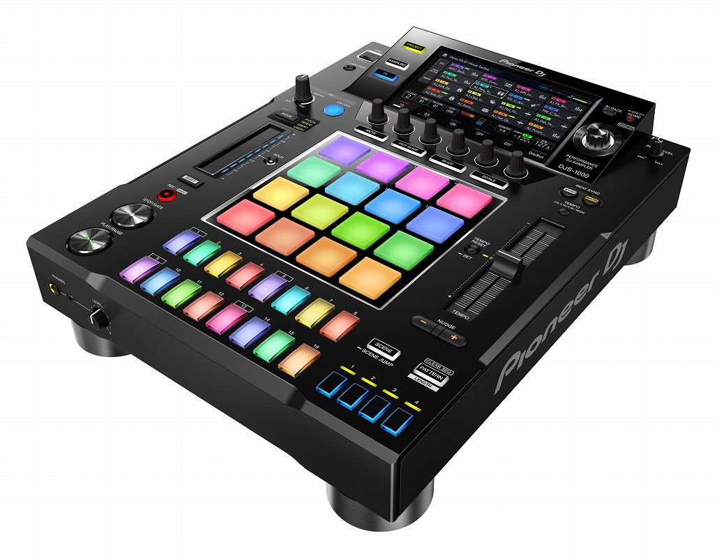 PIONEER パイオニア / DJS-1000 ハードウェアサンプラー【PNG】