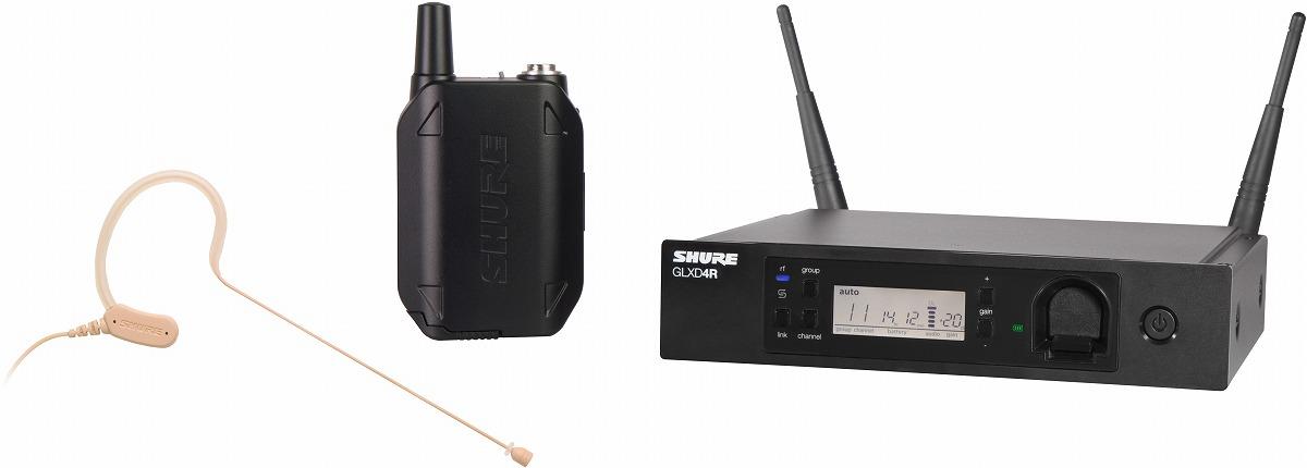 SHURE シュア / GLXD14R/MX53 ヘッドウォーンワイヤレスシステム【メーカー受注発注商品】