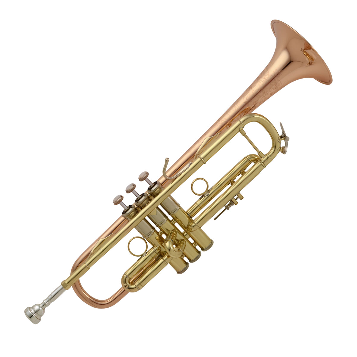 Bach / BIGCOPPER バック LR19043B CL ビッグコパー ラッカー仕上げ B♭トランペット【お取り寄せ】【5年保証】