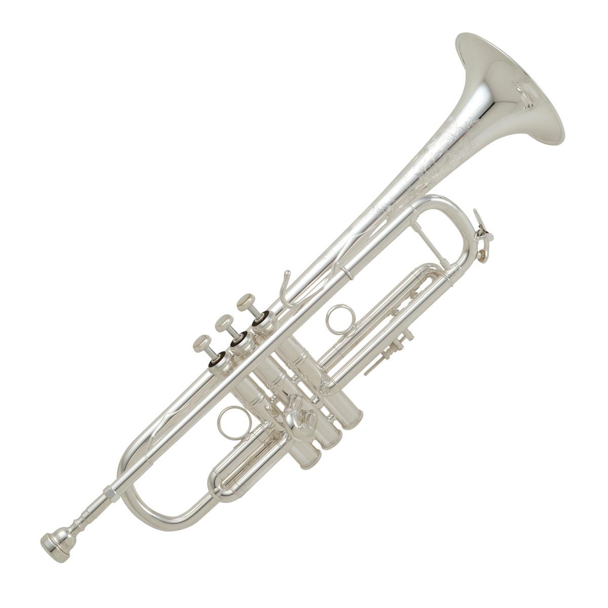 Bach / BIGCOPPER バック LR19043B SP ビッグコパー シルバーメッキ仕上げ B♭トランペット【お取り寄せ】【5年保証】