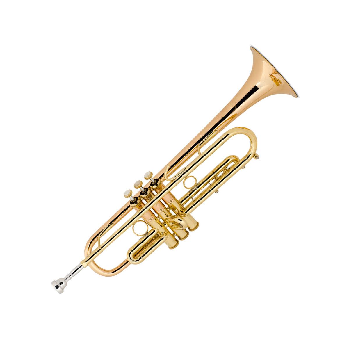 Bach / COMMERCIAL バック LT1901B CL コマーシャル ラッカー仕上げ B♭トランペット【お取り寄せ】【5年保証】