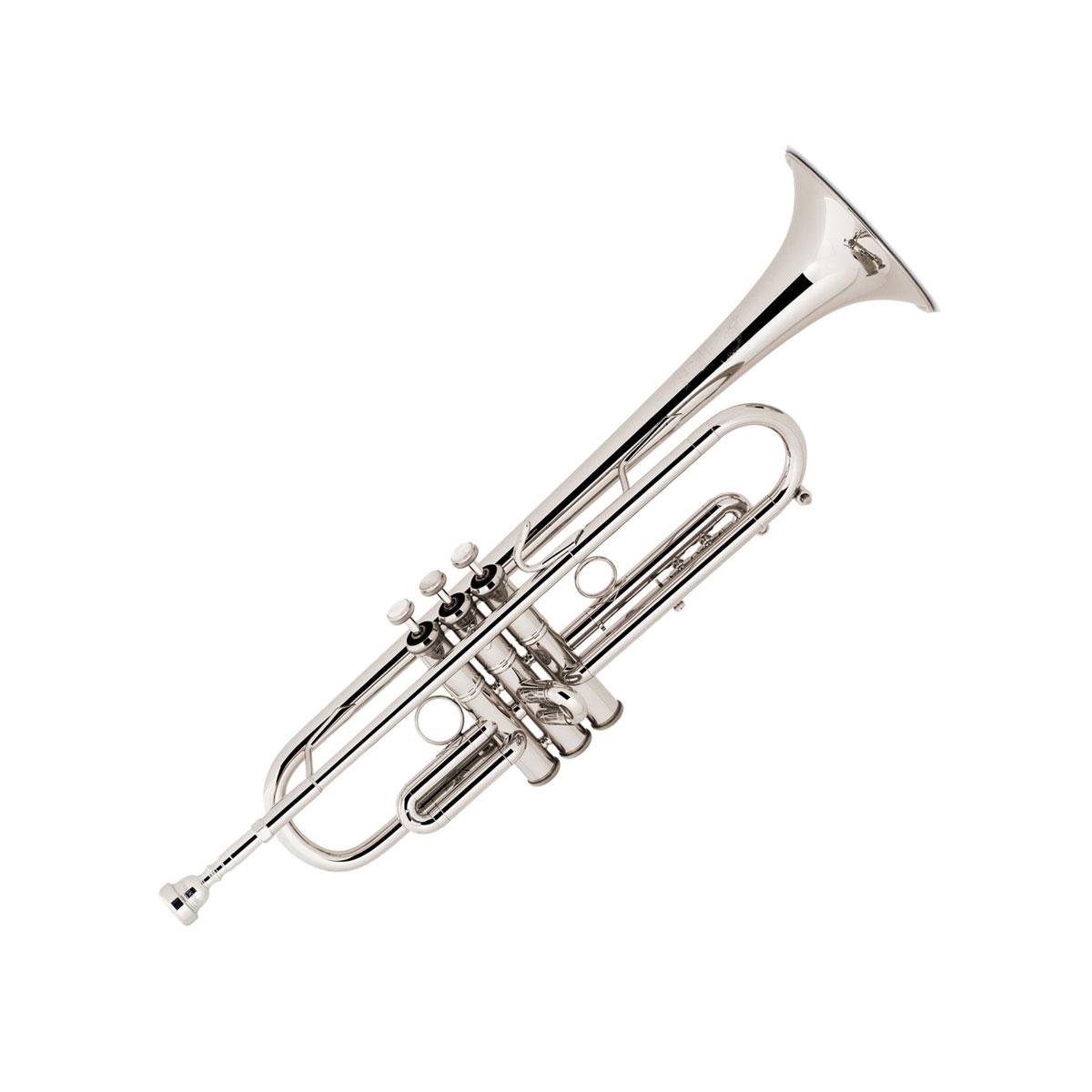 Bach / COMMERCIAL バック LT190S1B SP コマーシャル シルバーメッキ仕上げ B♭トランペット【お取り寄せ】【5年保証】