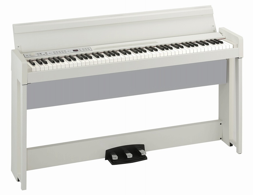KORG コルグ / C1 Air WH (ホワイト) デジタル・ピアノ【代引不可】【お手入れセットプレゼント:811169500】