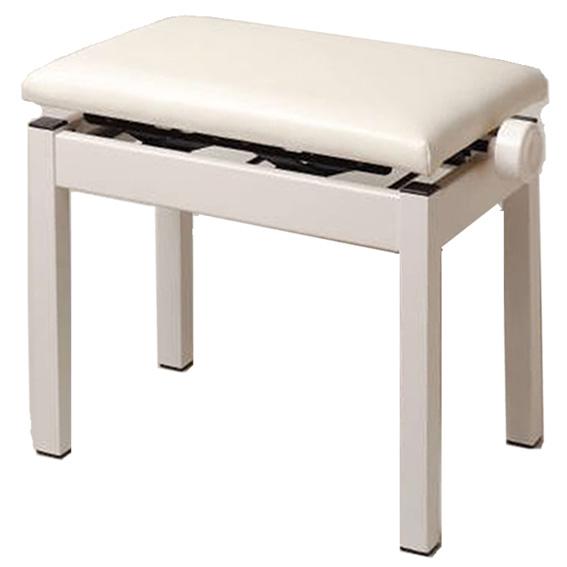 ITOMASA デジタルピアノ椅子 ※ラッピング ※ 倉庫 ホワイト AP-WH