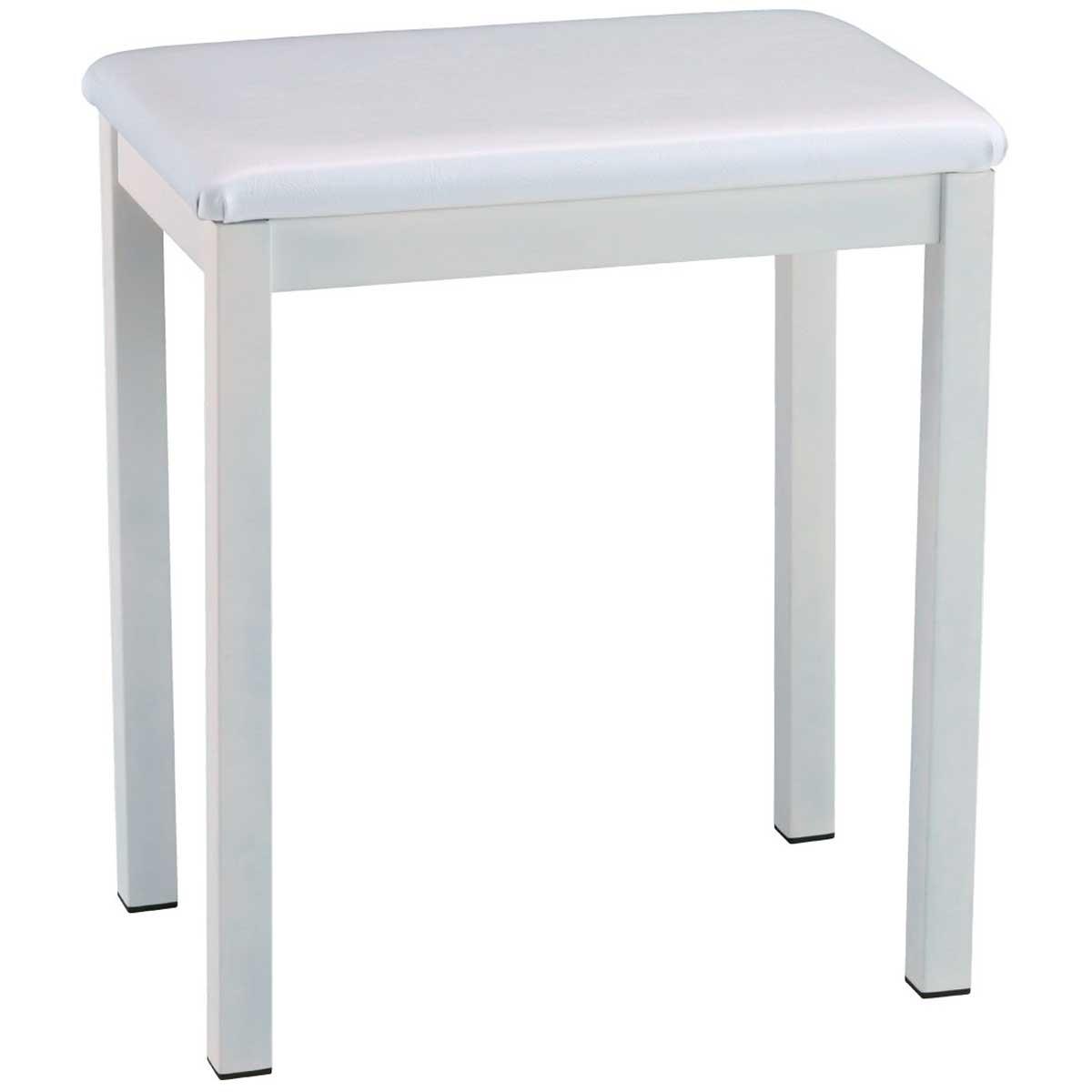 Roland ローランド / BNC-11-WH ホワイト 高さ固定式ピアノ椅子 【お取り寄せ商品】【YRK】