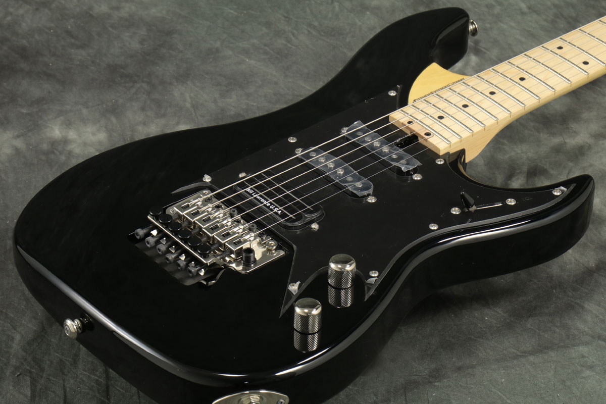 Washburn / Nuno Bettencourt Signature Model N61 Black ワッシュバーン