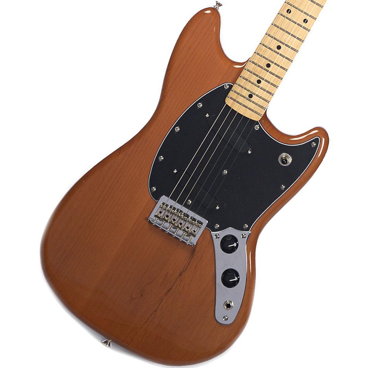 Fender / Limited Edition Mustang Maple Fingerboard Faded Mocha 限定カラーモデル《カスタムショップのお手入れ用品を進呈/+671038200》