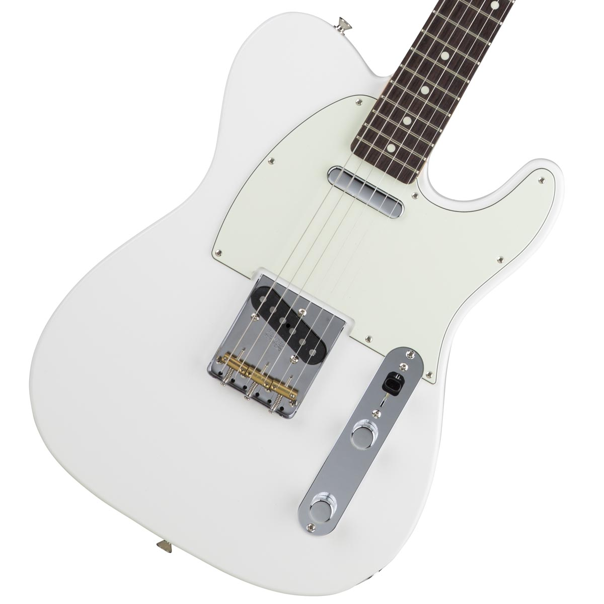 Fender / Made in Japan Hybrid 60s Telecaster Arctic White【YRK】《純正チューナーとピック12枚プレゼント!/+811179700》