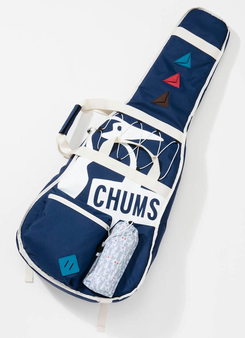 CHUMS / AG-BAG ECO CRAZY 2017FW アコースティックギター用ケース
