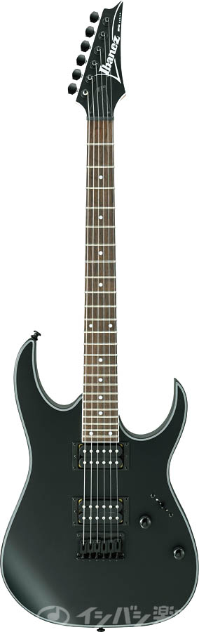 Ibanez アイバニーズ / RG421EX BKF 【お取り寄せ商品/納期別途ご案内】