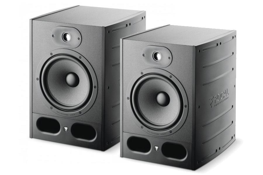 FOCAL フォーカル / ALPHA80 Pair スタジオモニタースピーカー《予約注文/納期約1ヶ月》