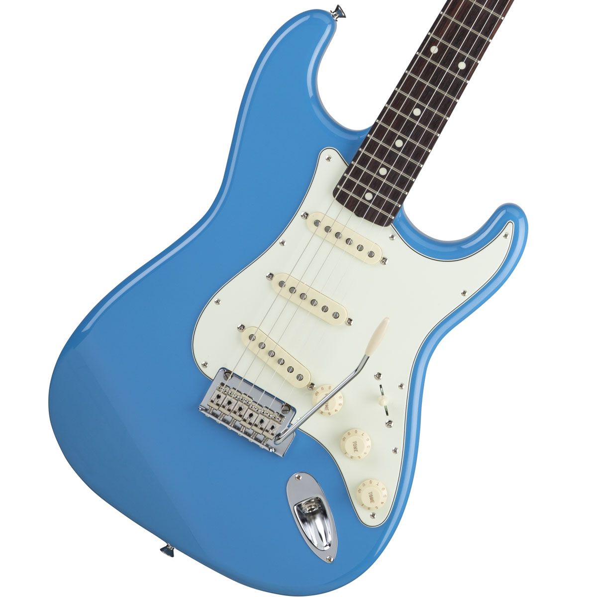 Fender / Made in Japan Hybrid 60s Stratocaster California Blue 《カスタムショップのお手入れ用品を進呈/+671038200》